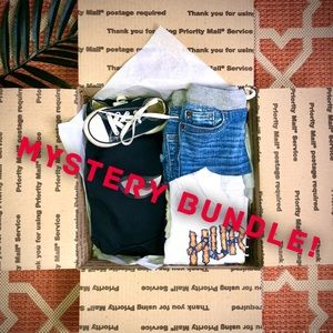 Other - MYSTERY BUNDLE 11pc Boys Mystery Box 18M-2T